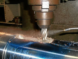 Conventional High Tolerance Machining