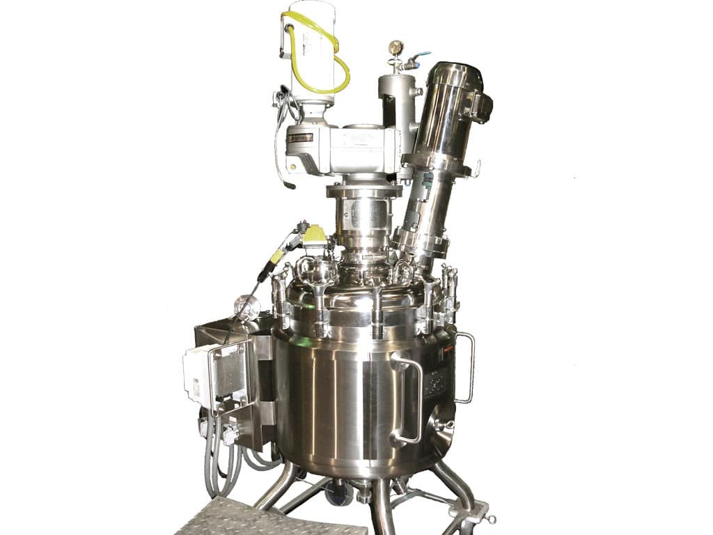 Vacuum Mixing Reactors / Tanks